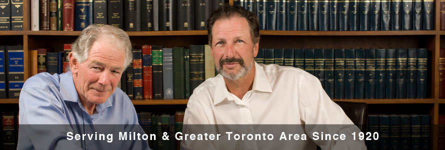 Serving Milton & Greater Toronto Region Since 1920